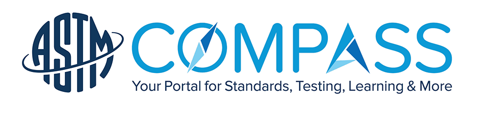 ASTM Compass Updates