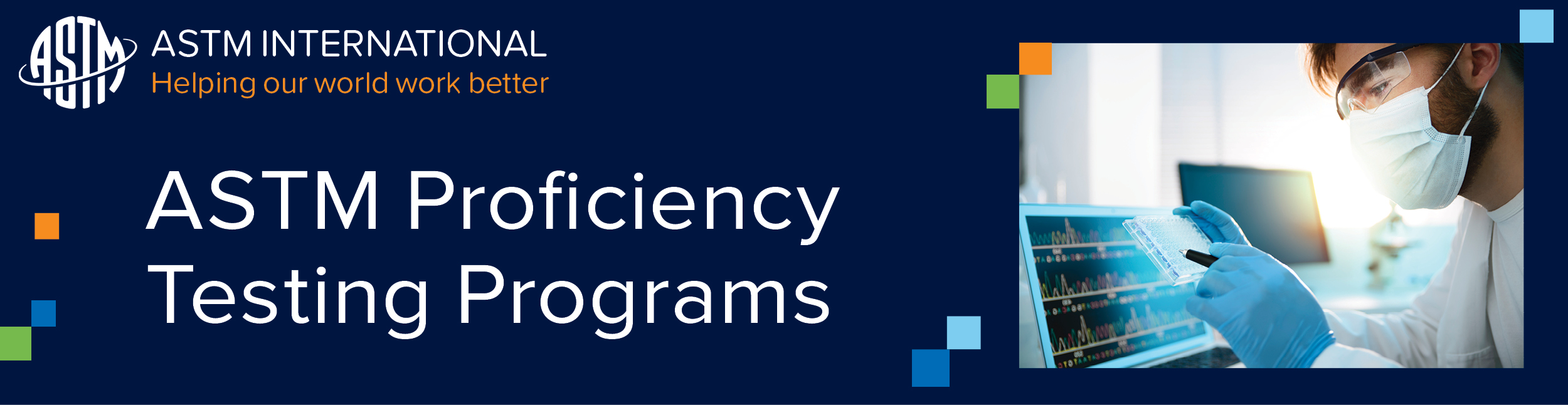 Learn More About ASTM Proficiency Testing Programs